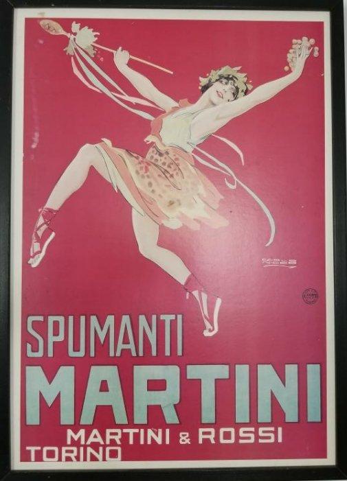 European Vintage Poster