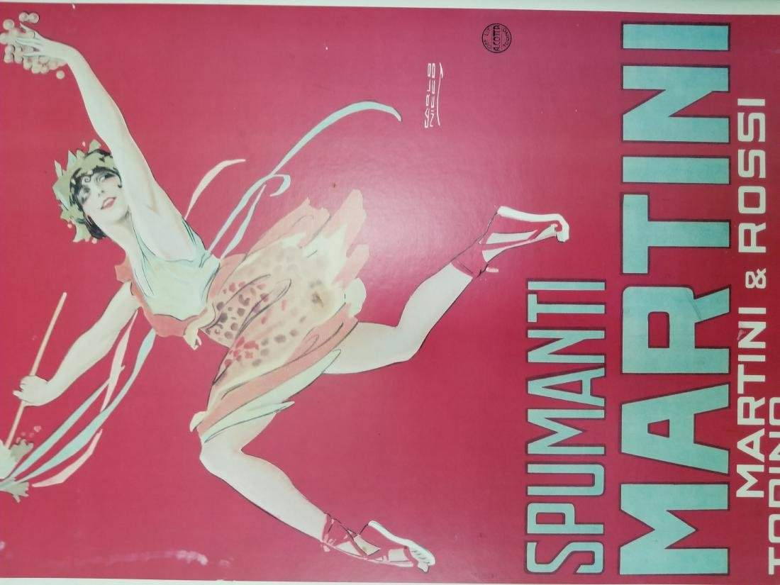 European Vintage Poster - 3