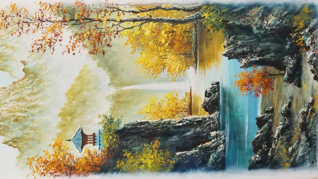 Vintage Oil Painting-Suh Jin Hee - 3