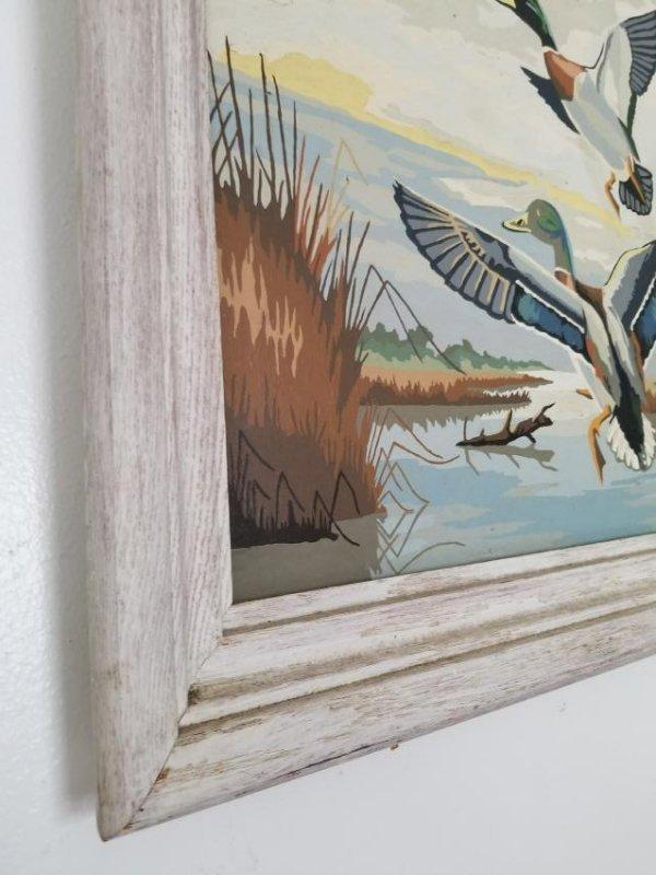 Original Painting On Cardboard - 3