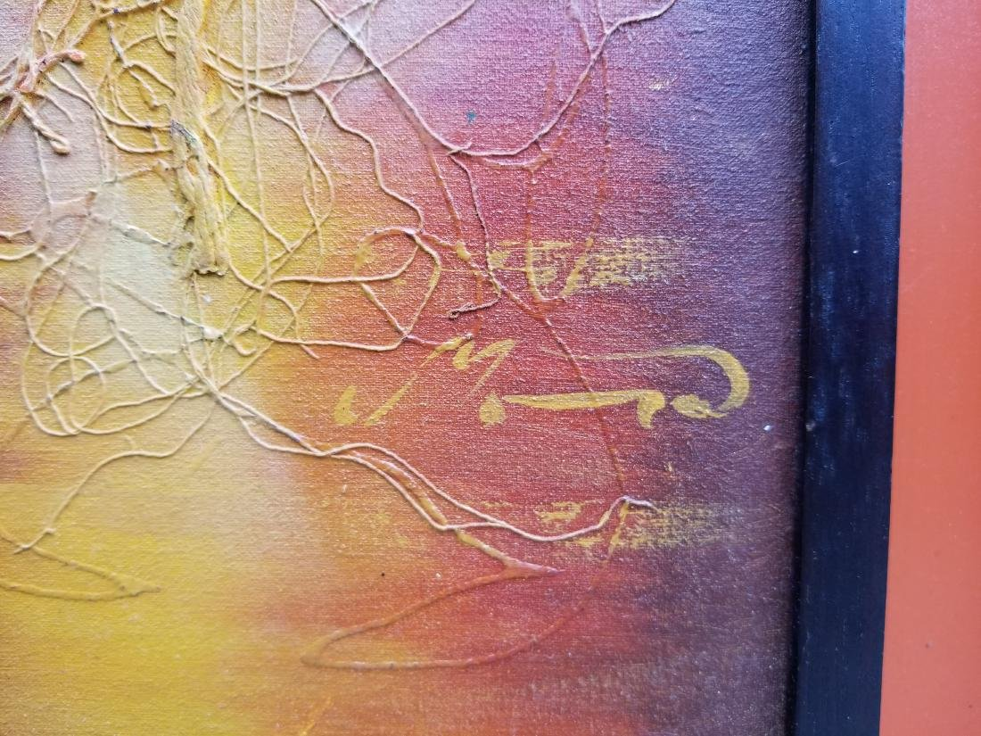 Original Contemporary Abstract Painting - 2