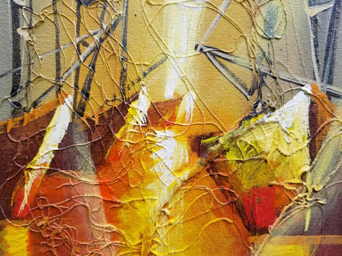 Original Contemporary Abstract Painting - 3