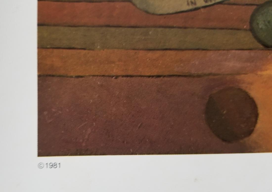Vintage Print -Don Esley- - 3