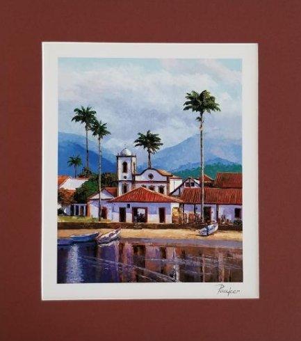 Alex Pauker Original Art COA Park West Gallery
