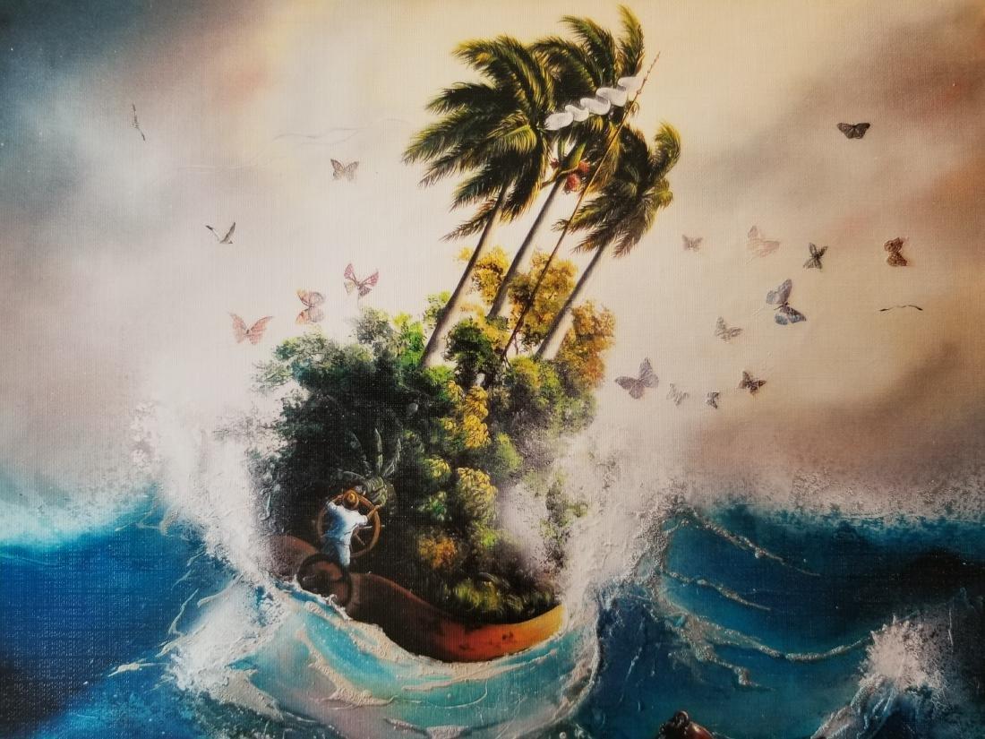 Esteban Machado Cuban Artist