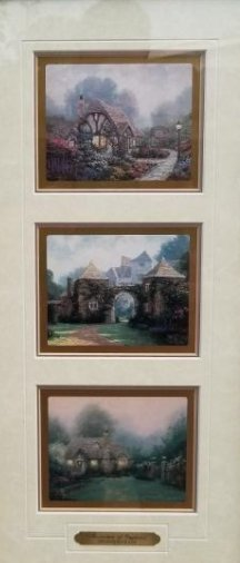 Accent Prints by Thomas Kinkade