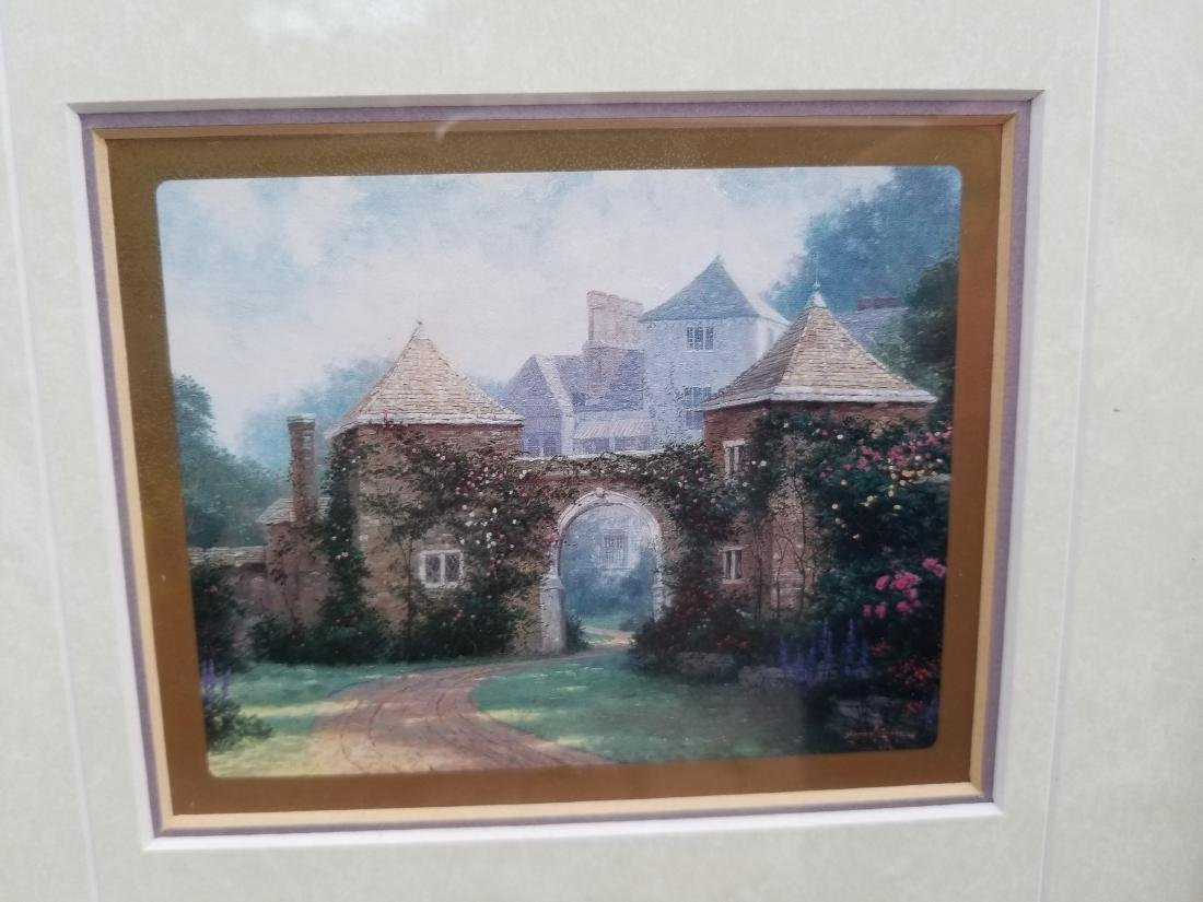 Accent Prints by Thomas Kinkade - 4