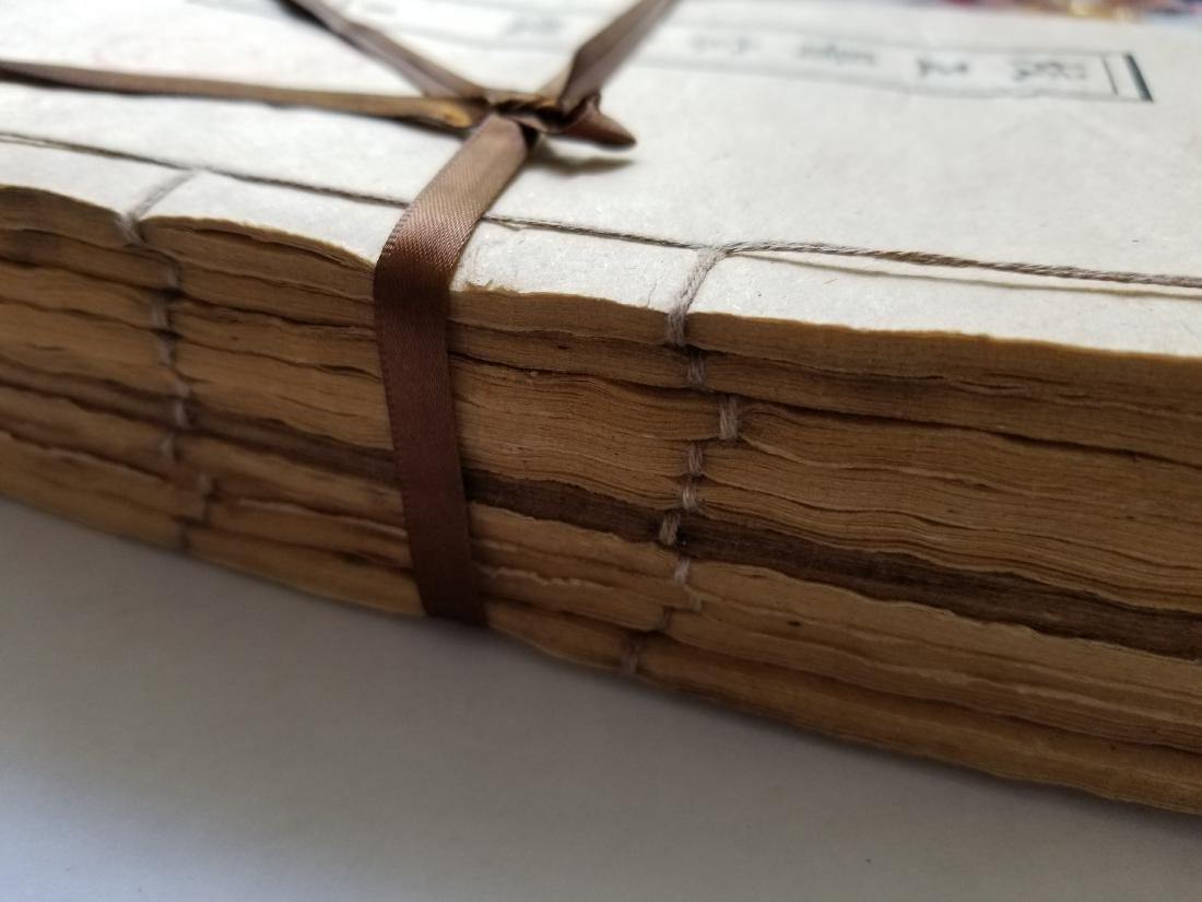 Old leechcraft Antiquarian rare 10 books - 3