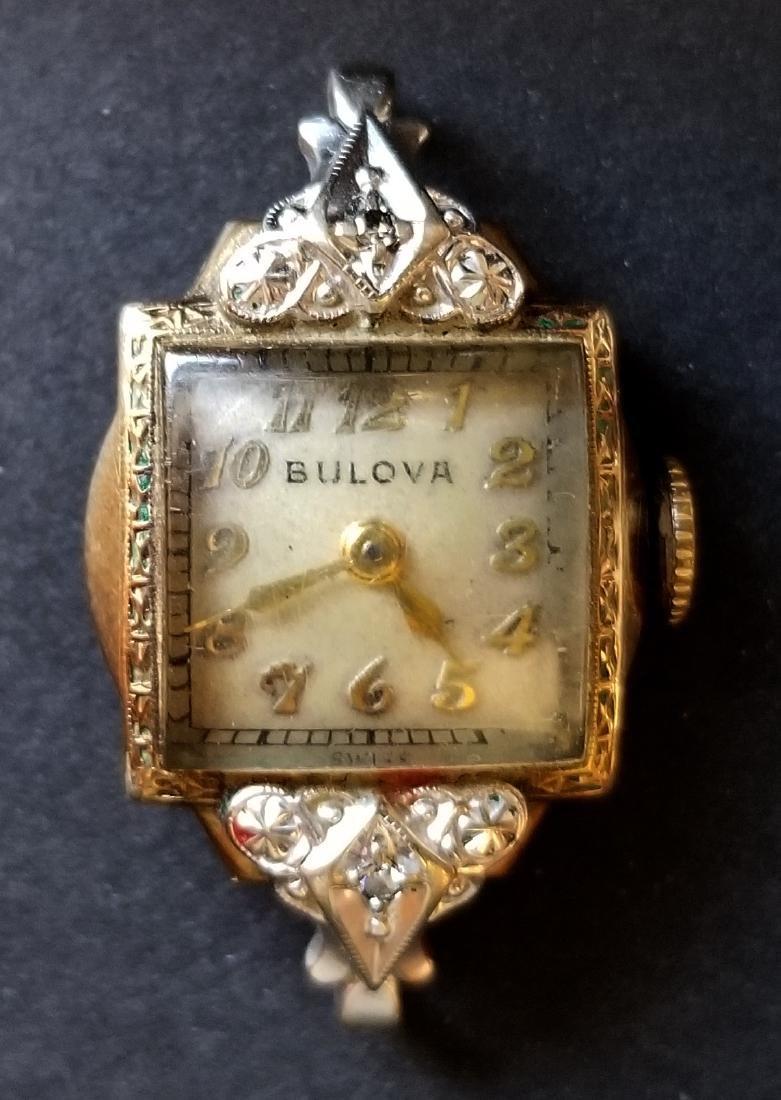 Vintage Bulova Woman watch