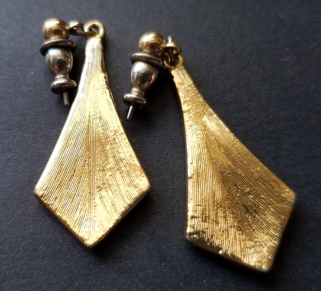 Vintage Napier Earrings - 2