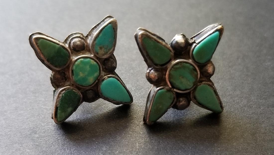Vintage Hand Made Earrings