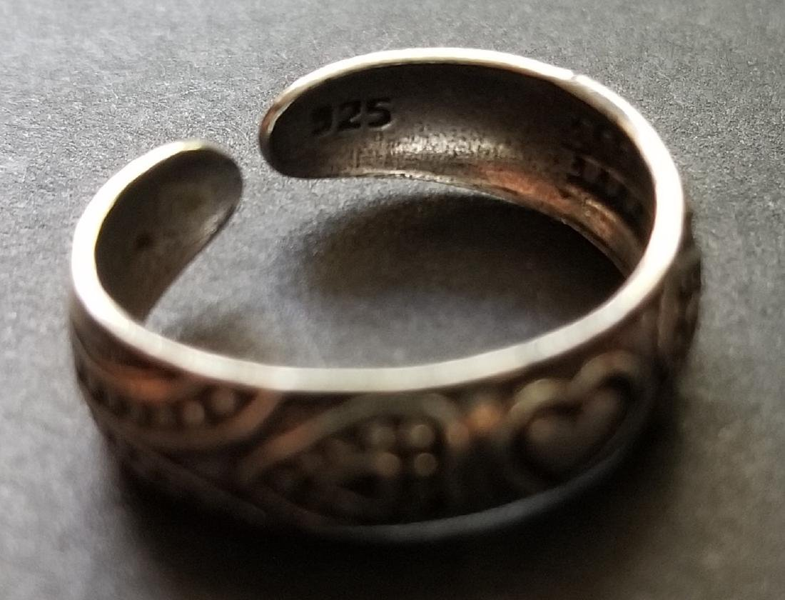 925 Silver Ring - 2
