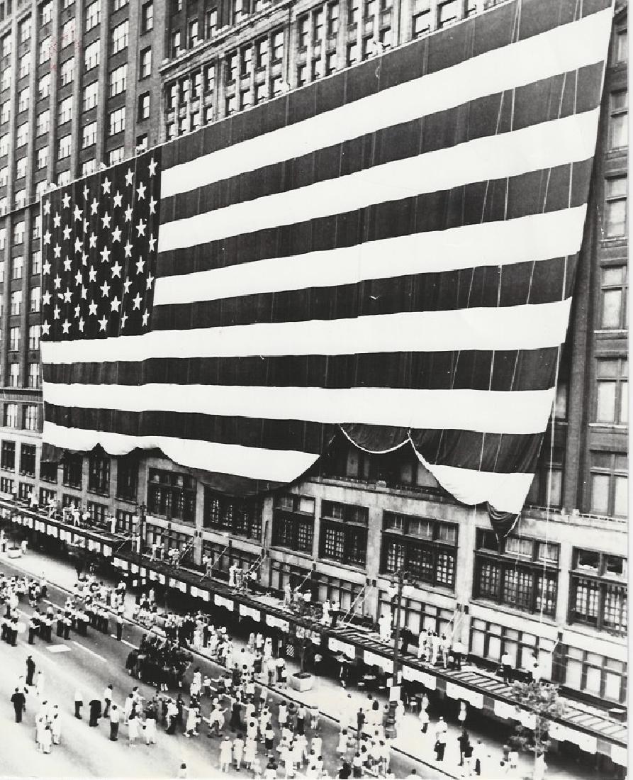 1979 Giant American Flag