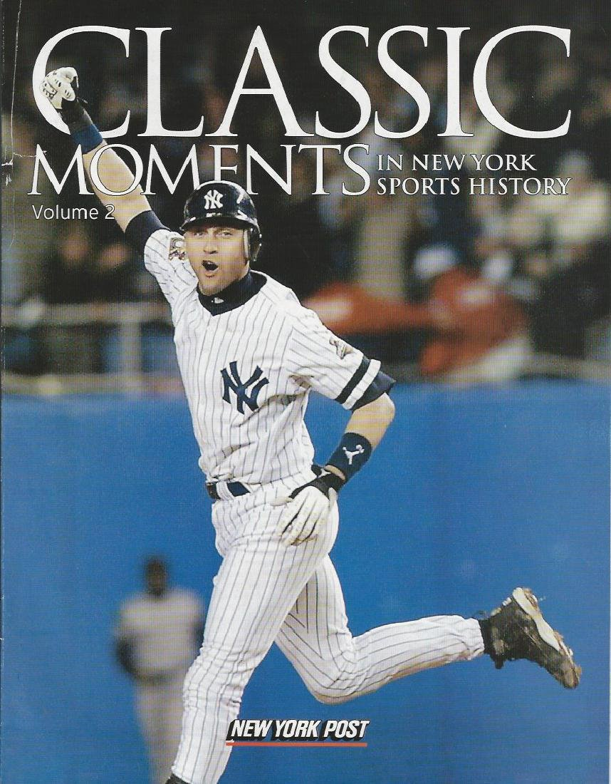 Set of 5 Classic Moments in New York Sports History - 2