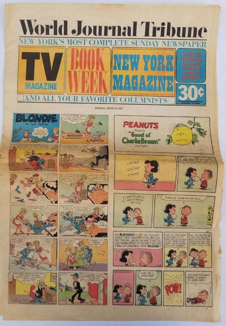 World Journal Tribute April 1967