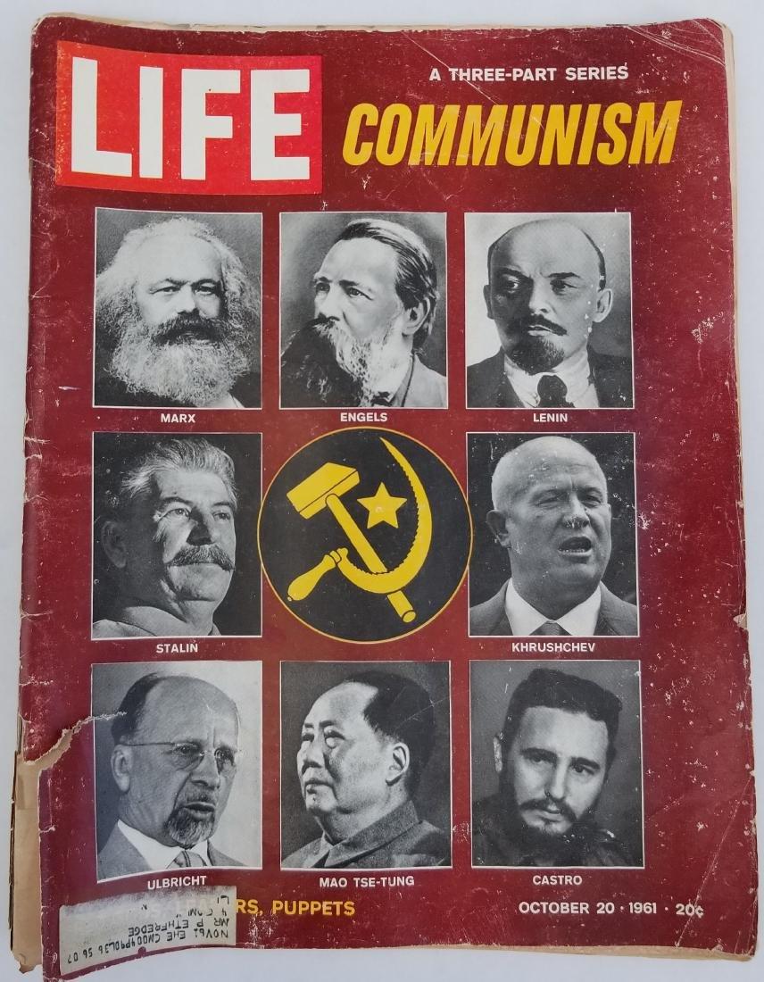 LIFE Magazine October 1961
