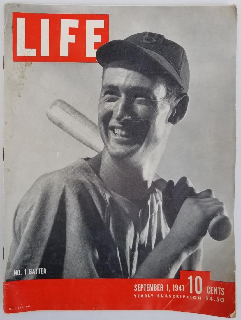 LIFE Magazine September 1941
