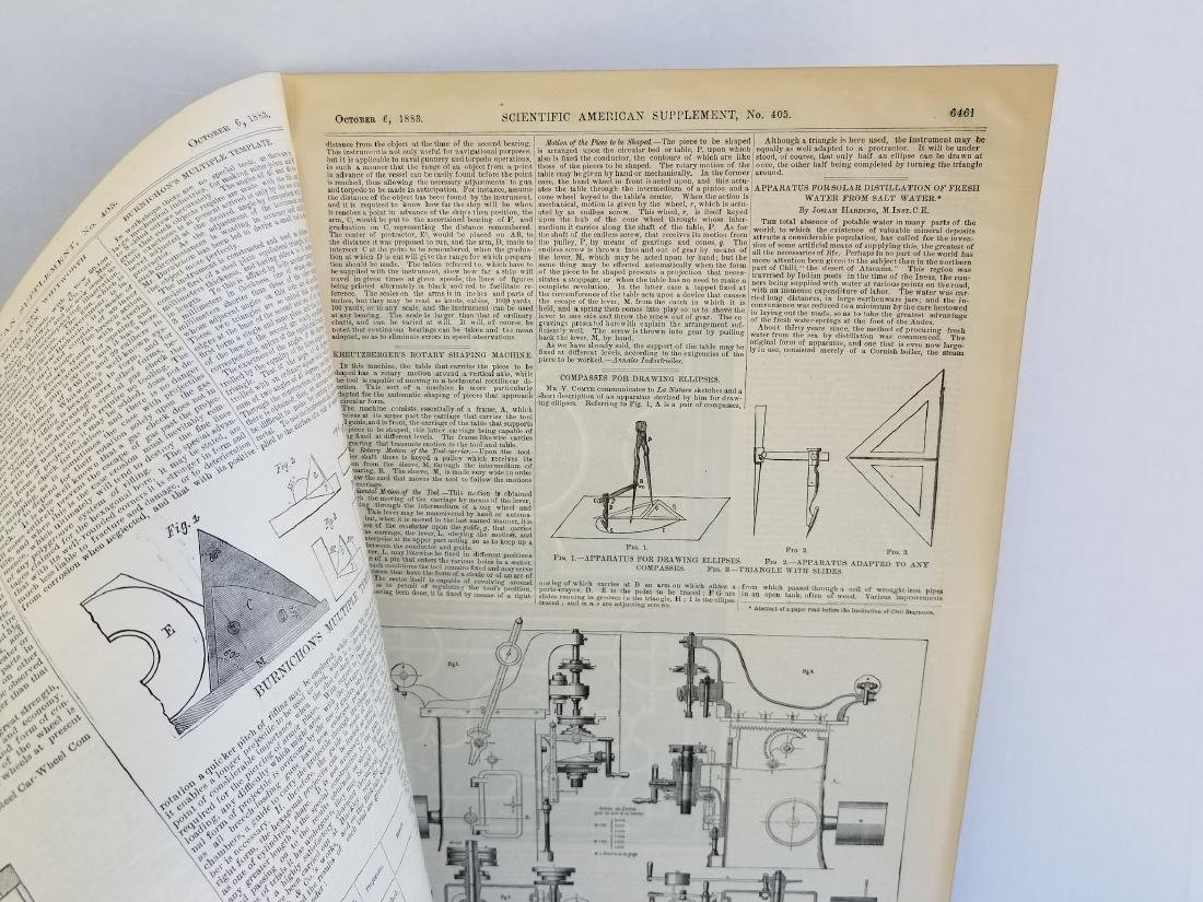 Scientific American Supplement NEW YORK October 1883 - 3