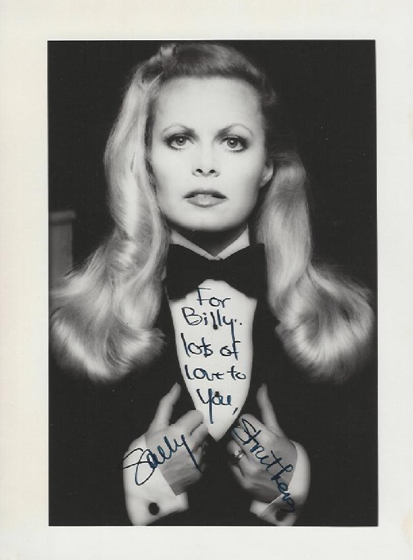 Sally Anne Struthers  autograph vintage picture