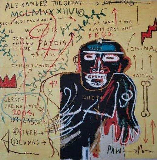Jean Michel Basquiat Fine Art Print