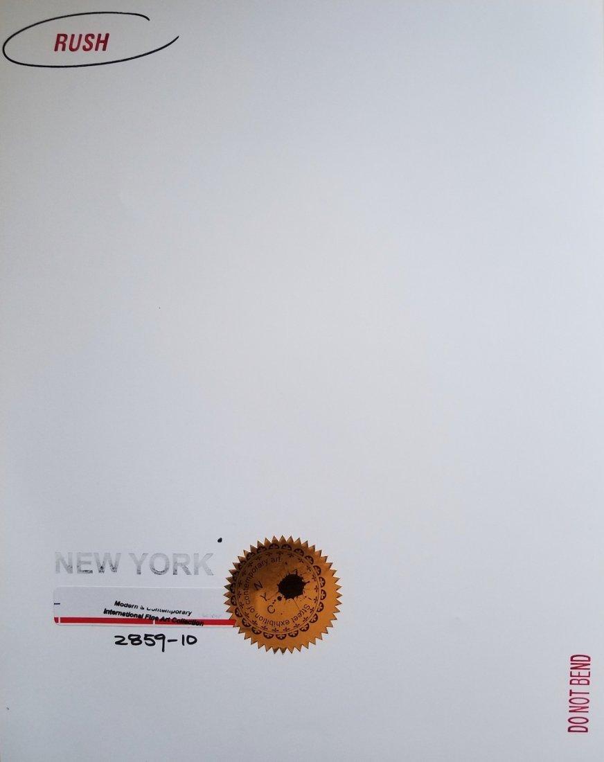 Andy Warhol Fine Art Print - 2