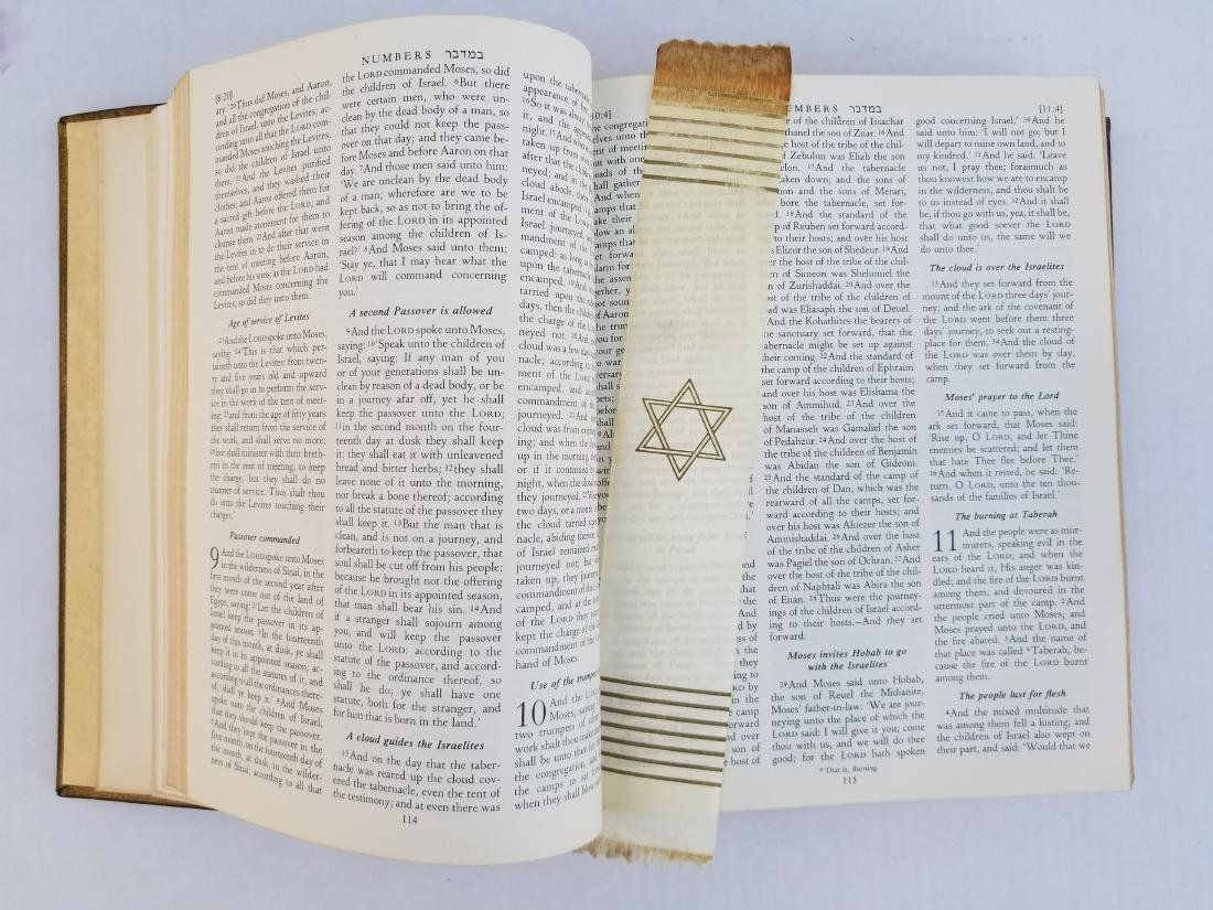 Vintage The Holy Scriptures Book - 6