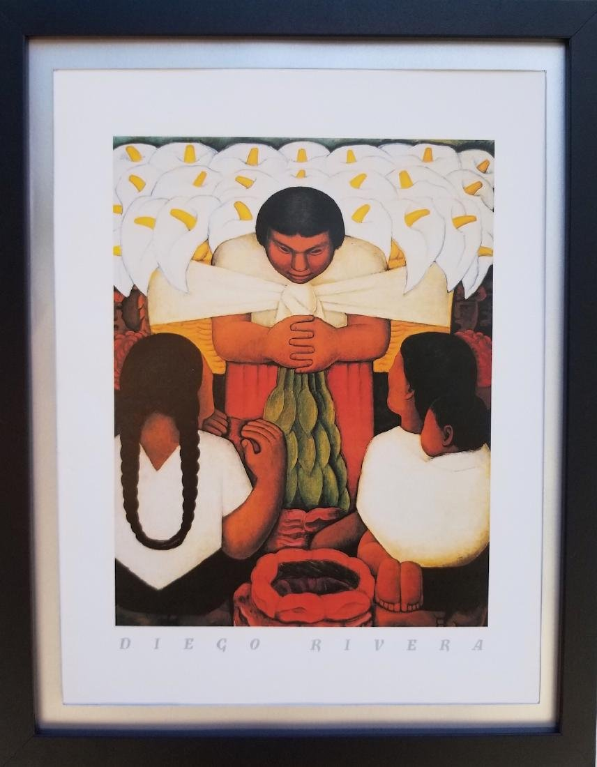 Diego Rivera Spanish Artist Print
