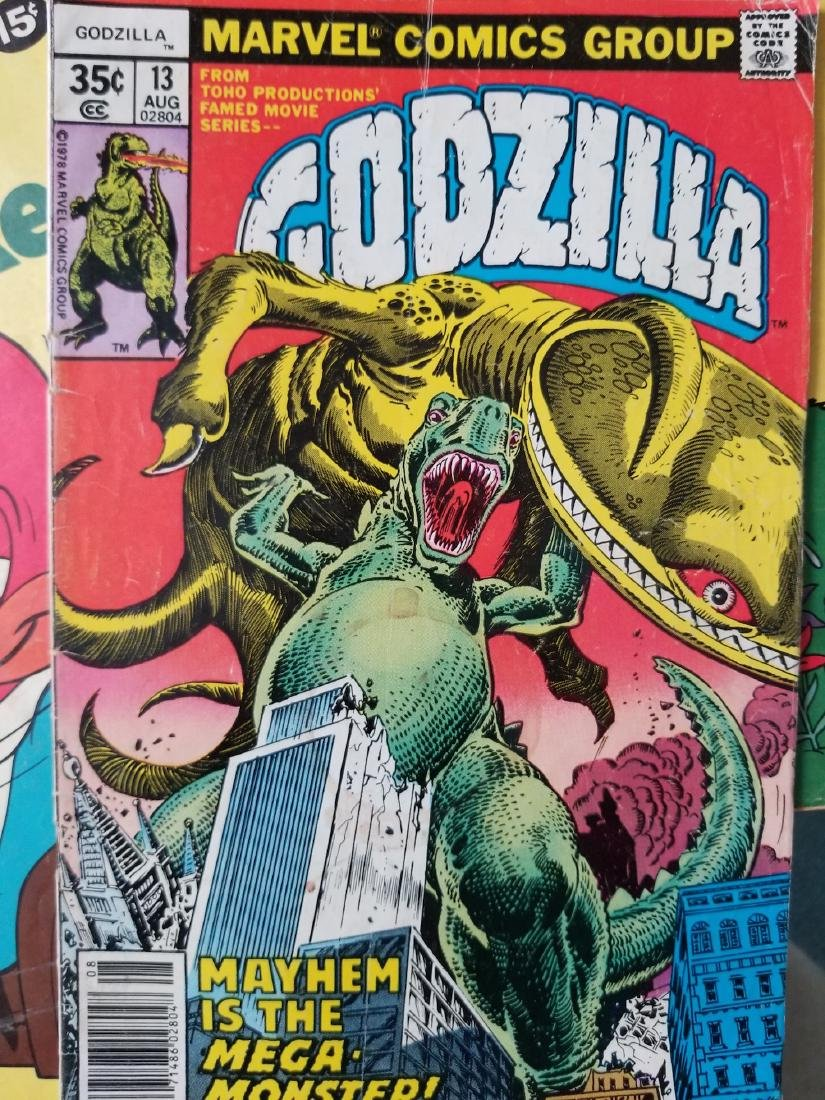 Set of 5 Vintage Comics - 3
