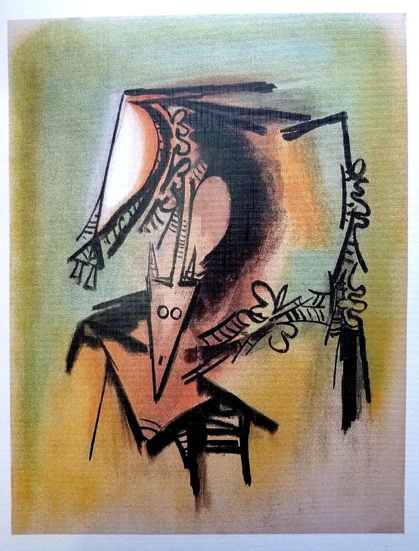 Wilfredo Lam OriginalArt Print