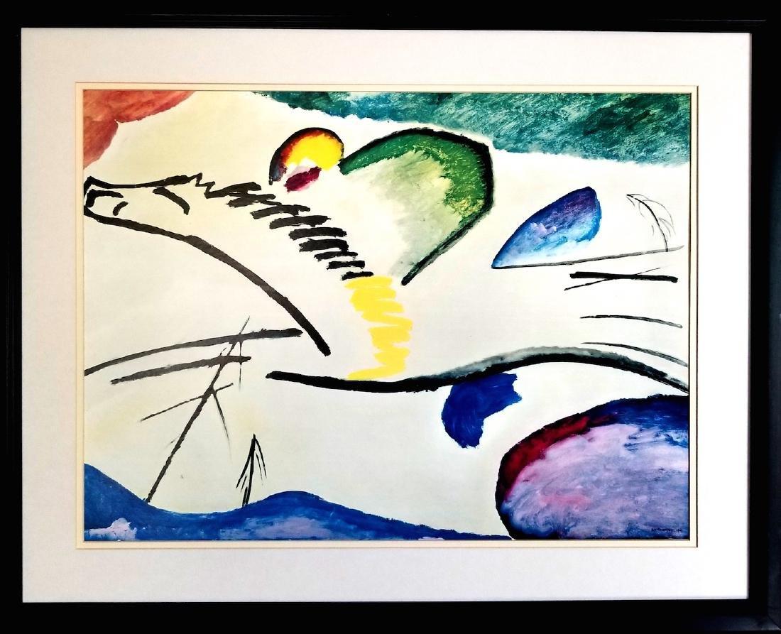 Wassily Kandinsky Artprint