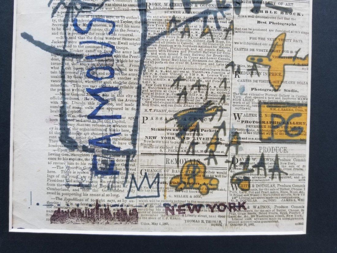 NEW YORK ARTWORK PRINT - 3