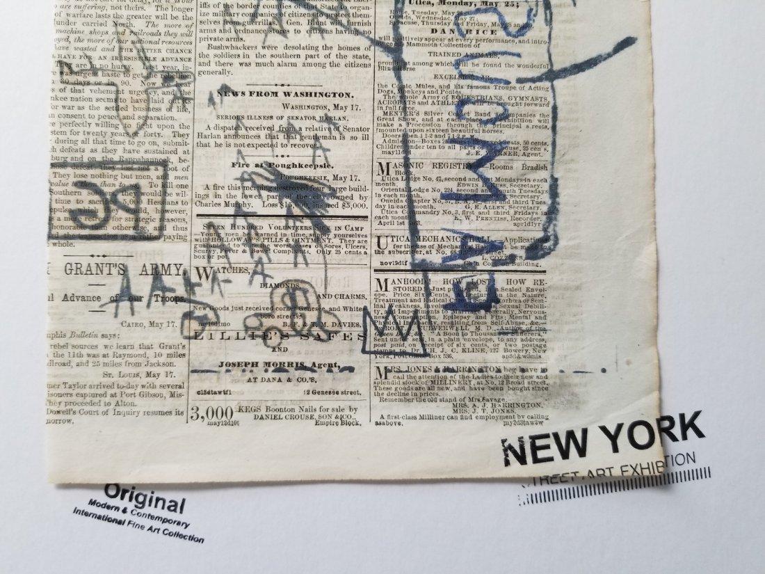 NEW YORK ARTWORK PRINT - 5