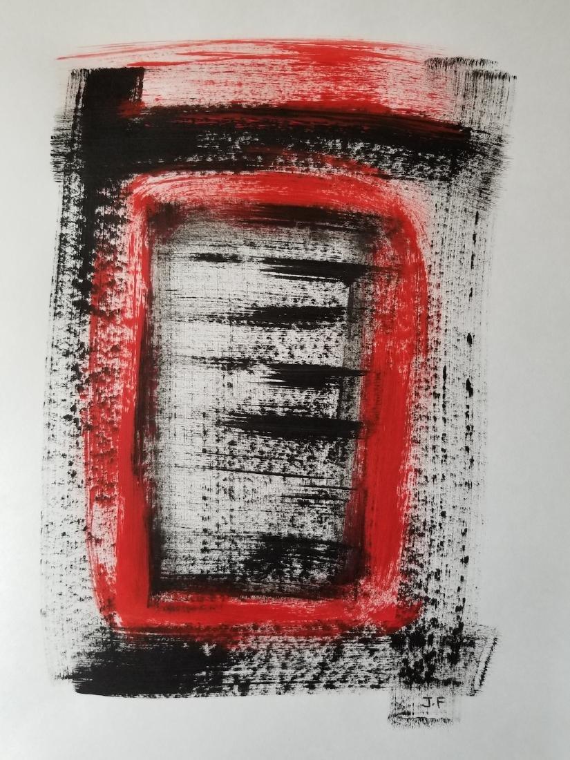 N.YORK Modern Abstract Art