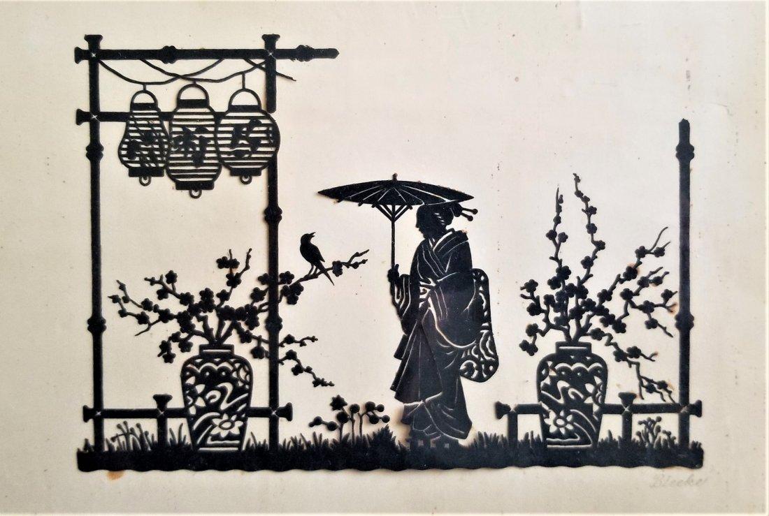 Vintage Japanese Artwork