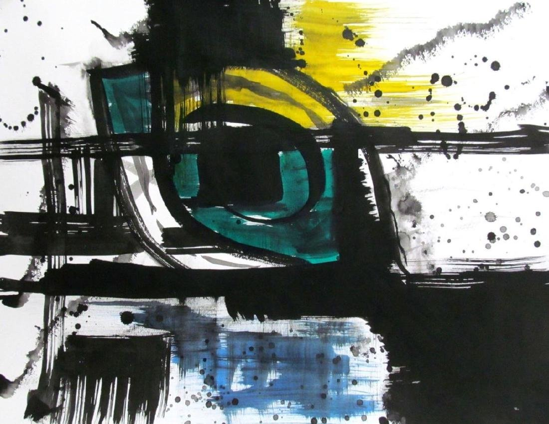 Modern & Contemporary Abstract Painting