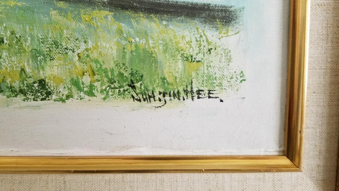 Vintage Oil Painting-Suh Jin Hee - 4
