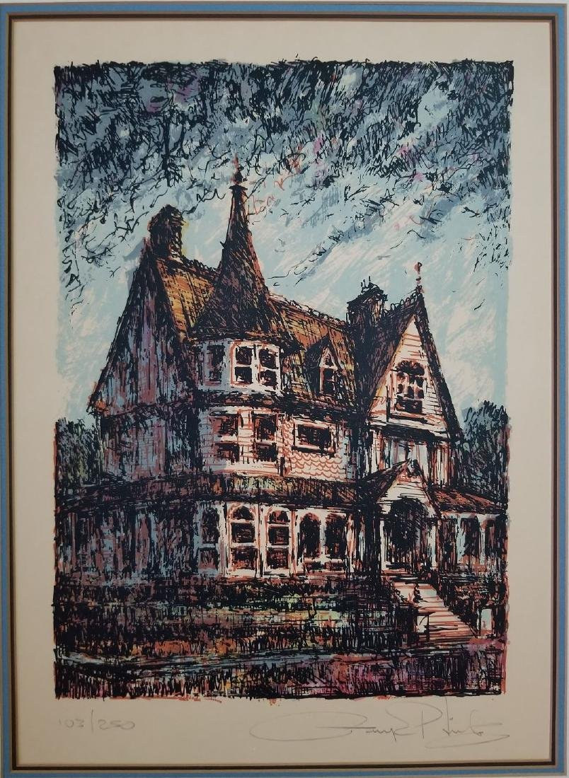 Limited Edition & Signed Vintage Lithography