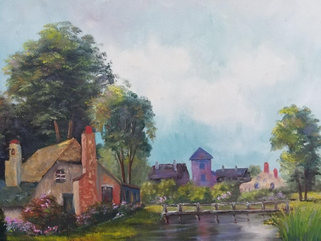Original Oil painting On Canvas - 4
