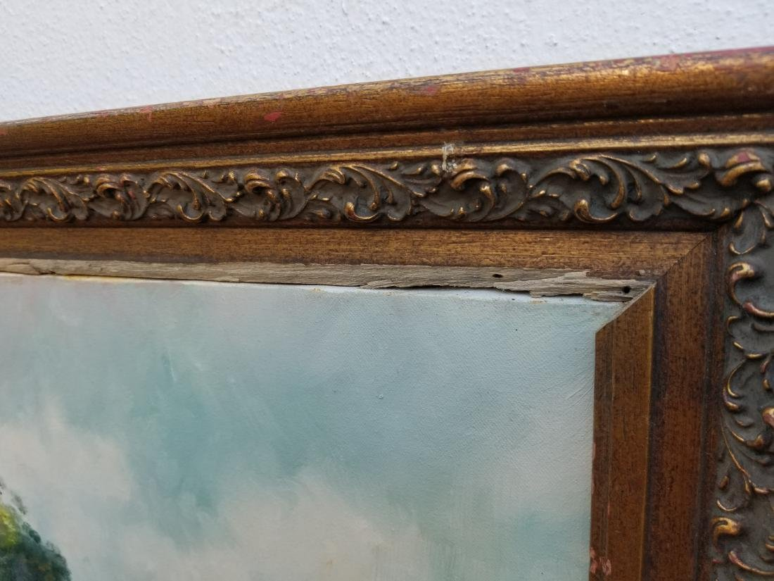 Original Oil painting On Canvas - 6