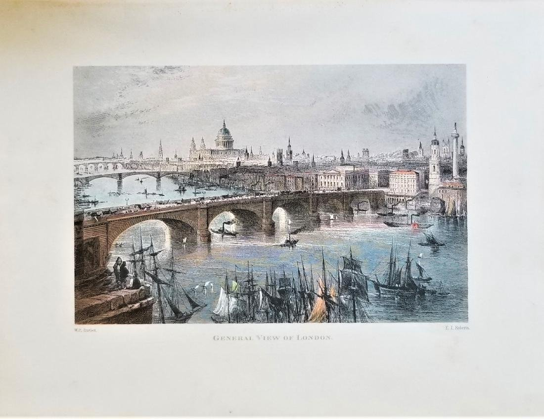 Vintage Engraved By E.I. Roberts