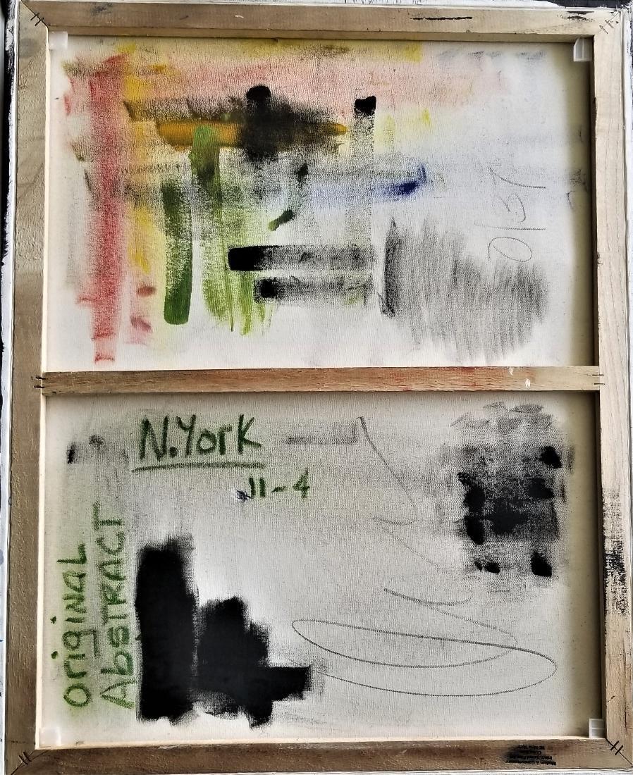 Original Abstract Acrylic Painting. - 4