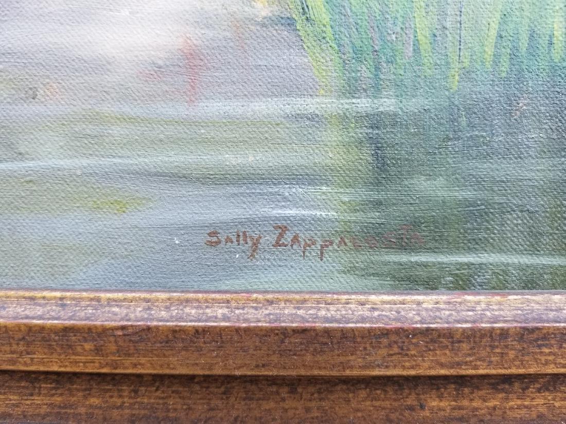 Original Oil painting On Canvas - 3
