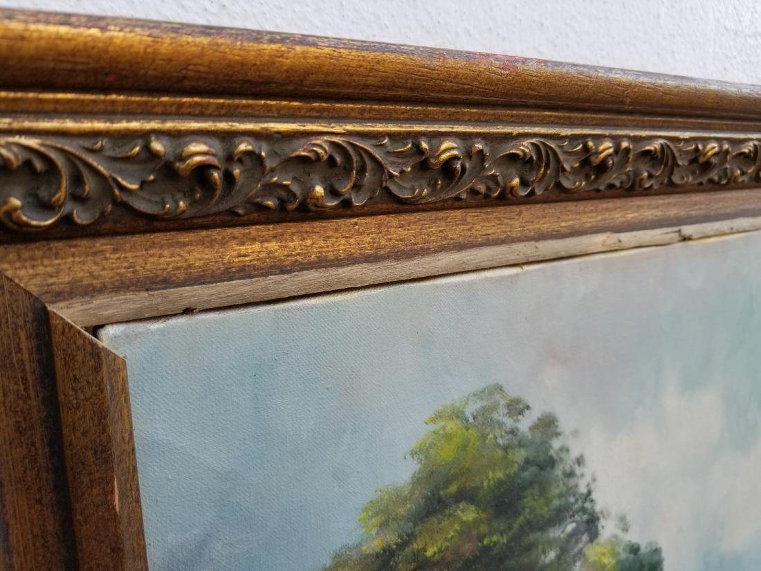 Original Oil painting On Canvas - 5