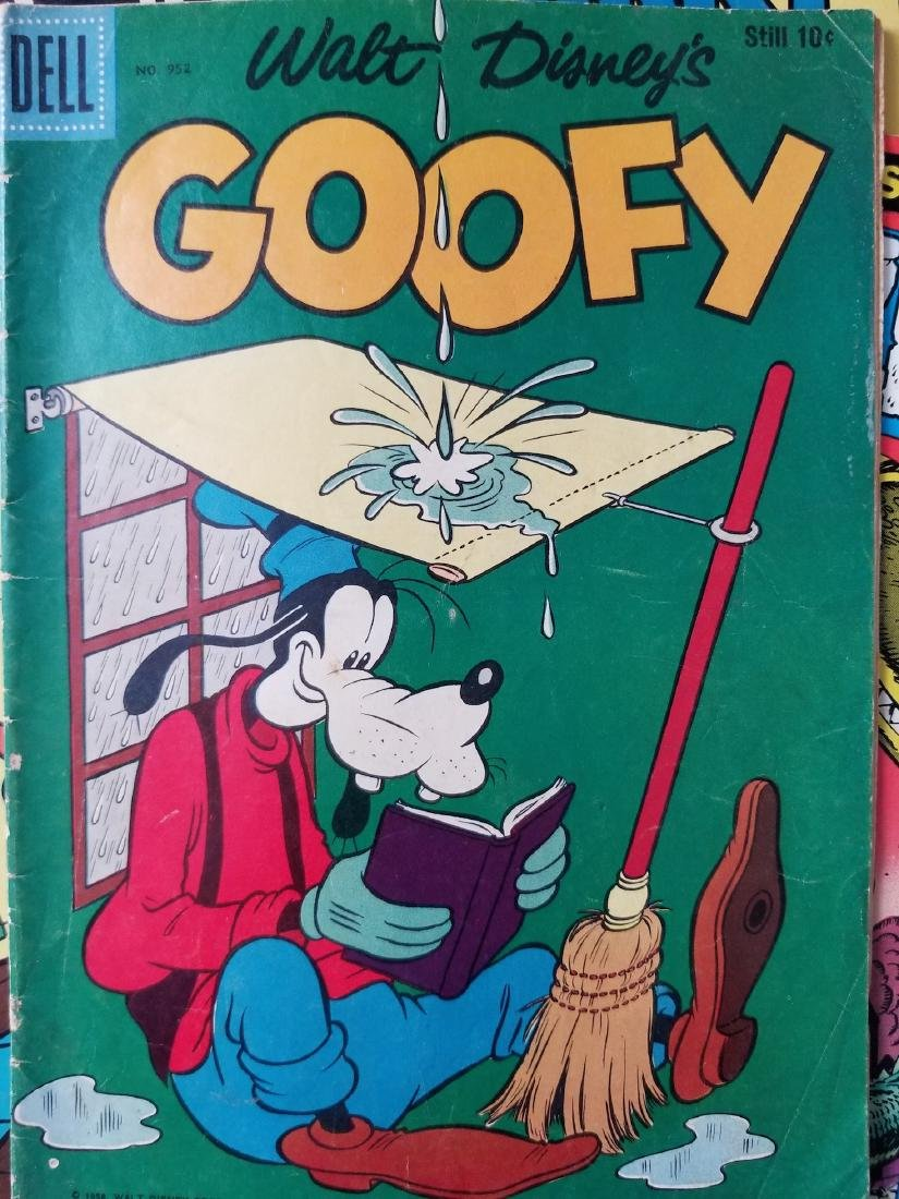 Set of 5 Vintage Comics - 2