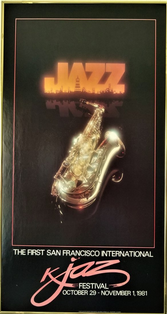 San Francisco Jazz Festival 1981
