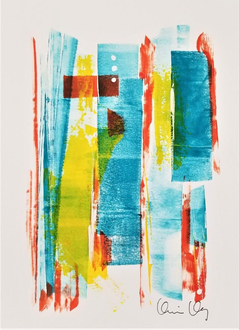 Original Abstract Contemporary Fineart