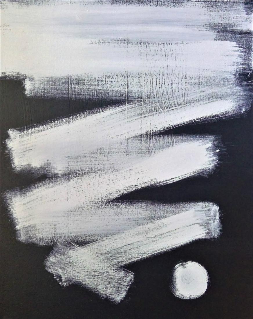 Original Acrylic Abstract Painting.