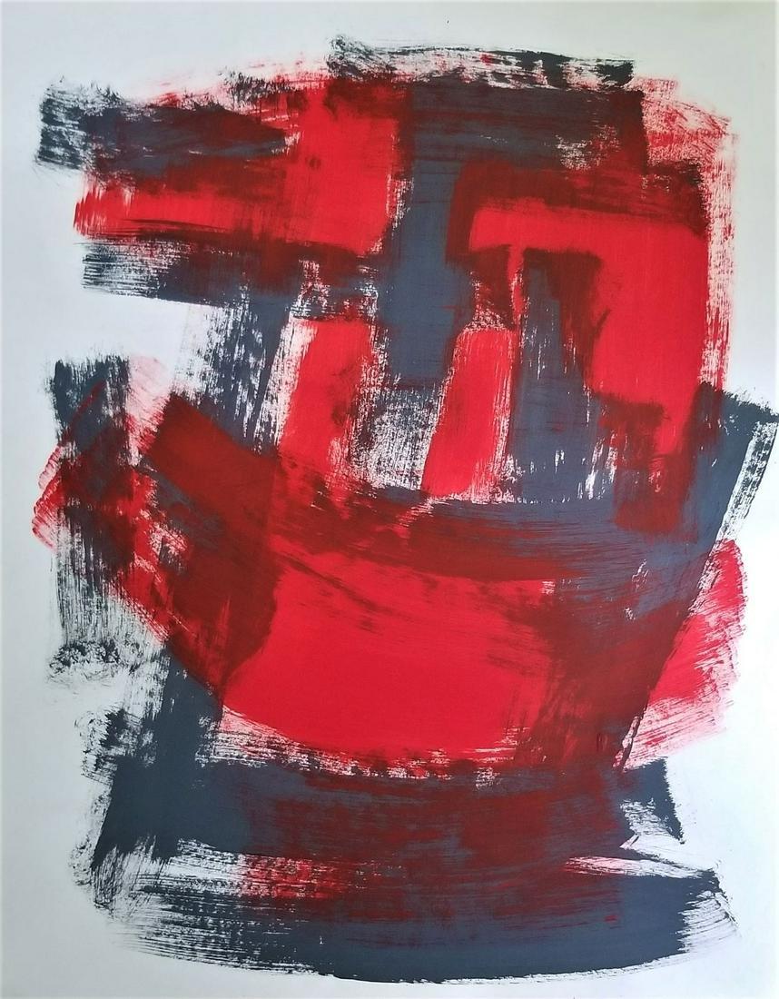 Original Contemporary Acrylic Painting