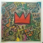 Expressionism Painting Jean-Michel Basquiat