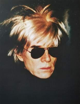 Andy Warhol New York Art Print